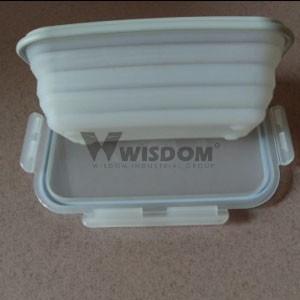 Silicone Lunch Box W2502