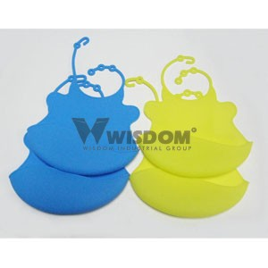 Silicone Baby Bibs W3402