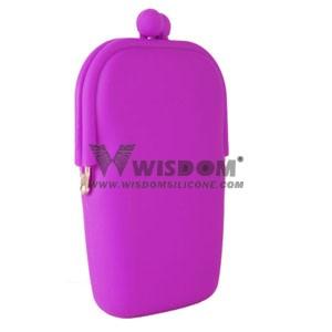 Silicone Coin Bag W1102