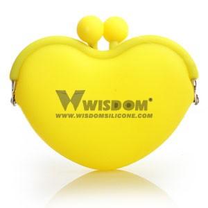 Silicone Coin Bag W1113