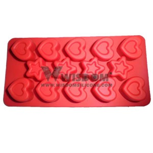 Silicone Ice Cube Tray W2182