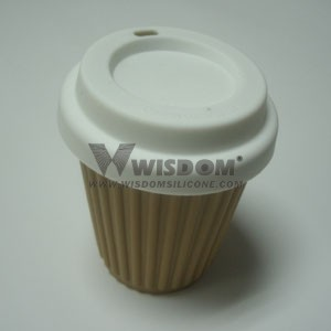 Silicone coffee Cup W2301