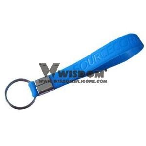 Silicone Key Chain W1902