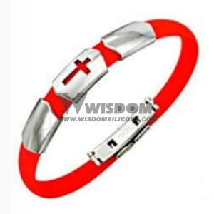 Silicone Wristband W1706