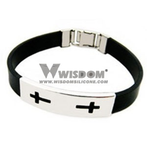 Silicone Wristband W1708