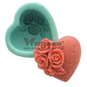 Silicone Soap Mould W2904
