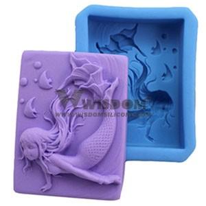 Silicone Soap Mould W2905