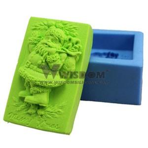 Silicone Soap Mould W2906