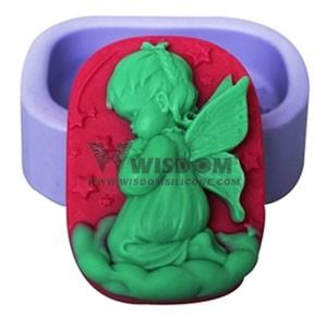 Silicone Soap Mould W2908