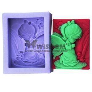 Silicone Soap Mould W2909