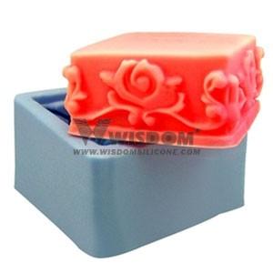 Silicone Soap Mould W2910