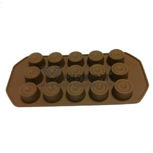 Silicone Chocolate Mold W2114