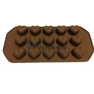 Silicone Chocolate Mold W2115