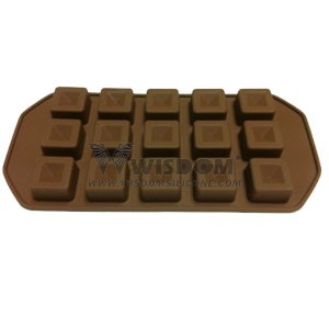Silicone Chocolate Mold W2116