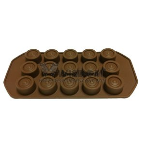 Silicone Chocolate Mold W2117