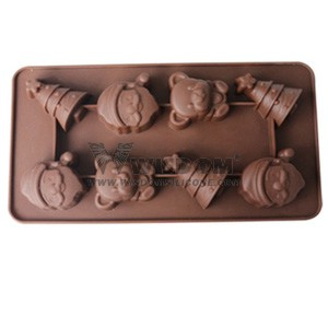 Silicone Chocolate Mold W2118