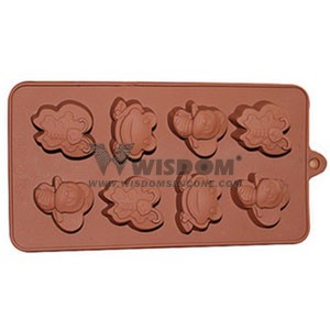 Silicone Chocolate Mold W2124