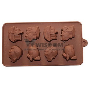 Silicone Chocolate Mold W2126