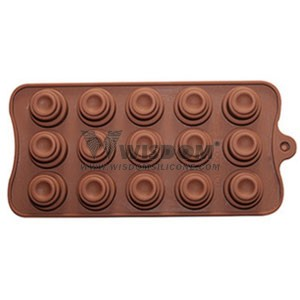 Silicone Chocolate Mold W2128