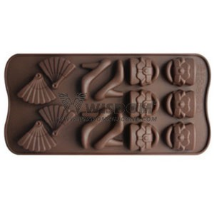 Silicone Chocolate Mold W2125