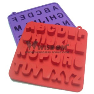 Silicone Ice Cube Tray  W2103