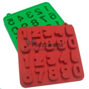 Silicone Ice Cube Tray  W2104