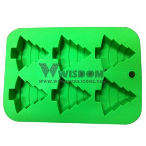 Silicone Ice Cube Tray  W2102