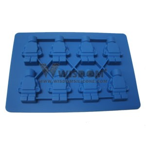 Silicone Ice Cube Tray  W2110