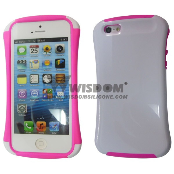 Silicone Iphone 5 Case W1205