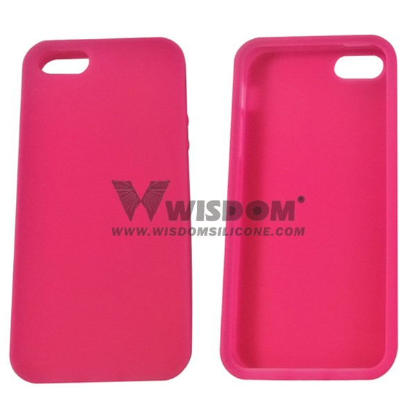 Silicone Iphone 5 Case W1207