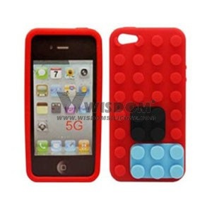 Silicone Iphone 5 Case W1215