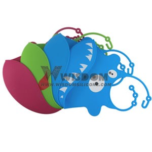 Silicone Baby Bibs W3501